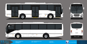 Mercedes Benz OF 1418 - Walk Bus Special .1