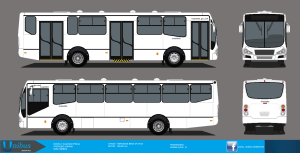 Mercedes Benz OF 1418 - Walk Bus Special